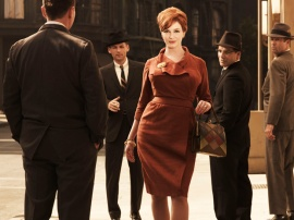 When in doubt, always refer to Joan Holloway. img- iMDB.com
